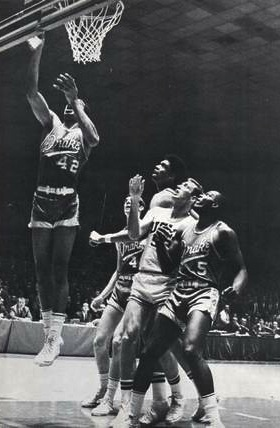How A Career Ends: George Gervin Blew By Me, And I Knew That Was It