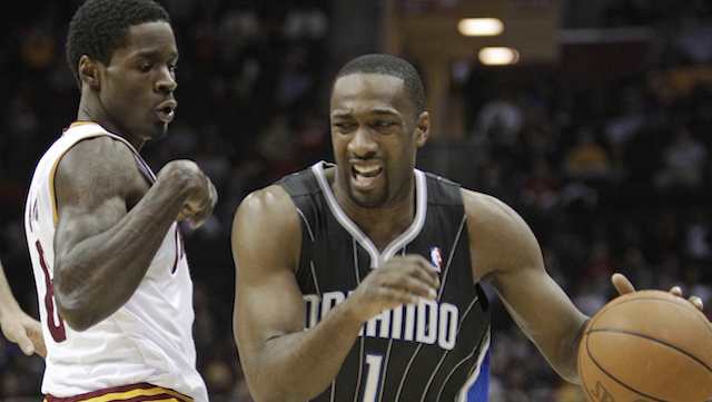 Agent Zero Reloads: Gilbert Arenas Signs With The Grizzlies