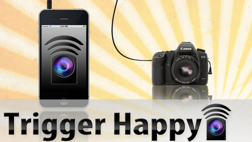 Click here to read Smartphones Can Command DSLRs with the TriggerHappy Remote