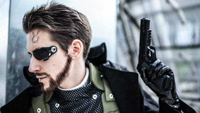 Adam Jensen Glasses You Didn't Ask For Thi...