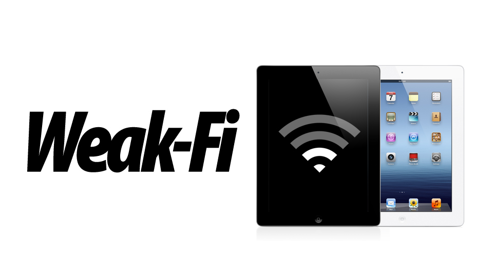 Click here to read Does the New iPad Have Wi-Fi Reception Problems? (Update 2)