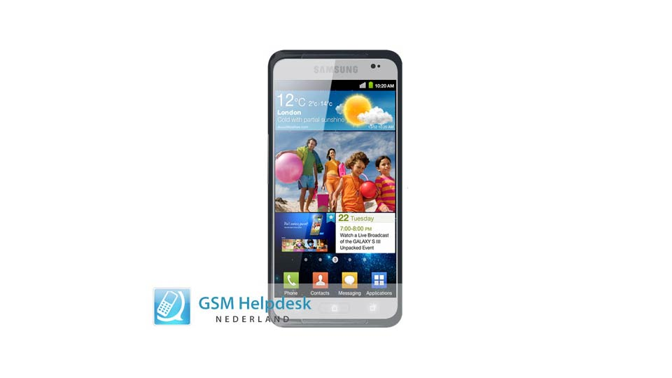 Click here to read Is This the Samsung Galaxy S III?