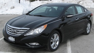 3rd Gear: New Hyundai Sonata Coming In 2014
