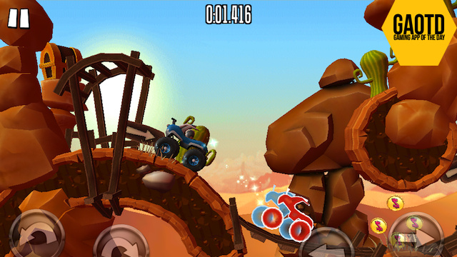 MotoHeroz HD Combines Racing and Platforming For a Fast, Fun Ride