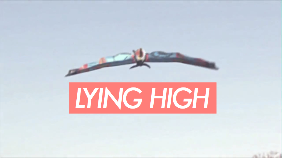 Click here to read CGI Experts Say Flying Bird Man Is Fake (Updated)
