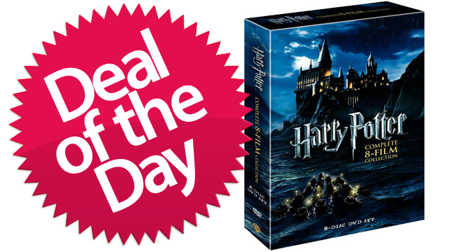 Click here to read This Harry Potter Box Set Is Your I-Wish-Hogwarts-Were-Real Deal of the Day