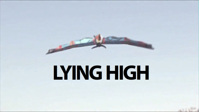 CGI Experts Say Flying Bird Man Is Fake (Update 2)