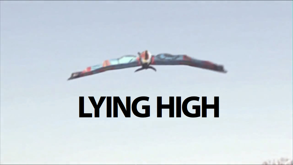 Click here to read CGI Experts Say Flying Bird Man Is Fake (Update 2)