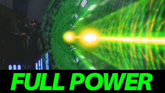 America Fires the Most Powerful Laser In History