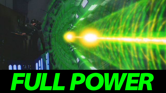 Click here to read America Fires the Most Powerful Laser In History