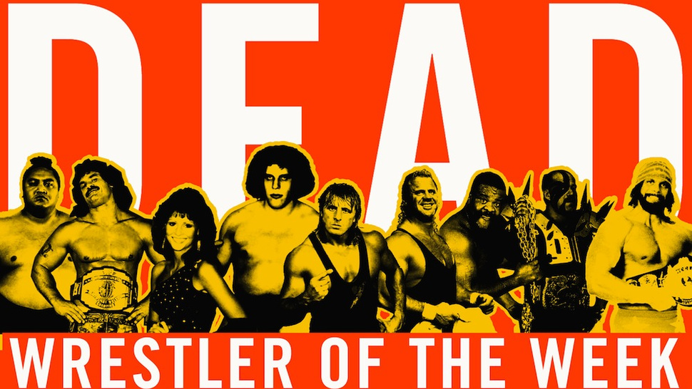 The Dead Wrestler Of The Week Archive