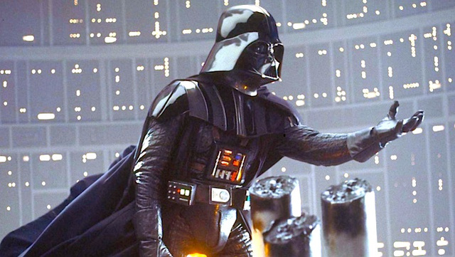 Is Darth Vader's armor proof that he's secretly Jewish?