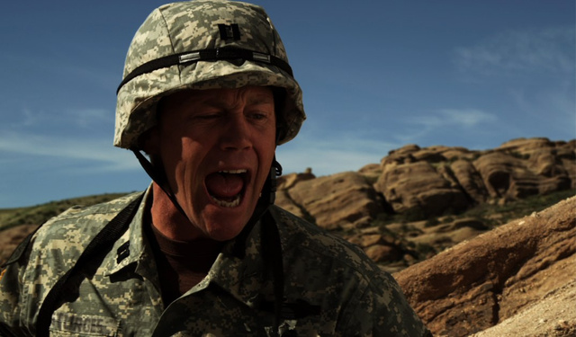 Exclusive clip from Camel Spiders, the movie inspired by the Iraq Spider Email Hoax
