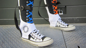 Giant Portal Sneakers Help You Jump From Fashion's Greatest Heights