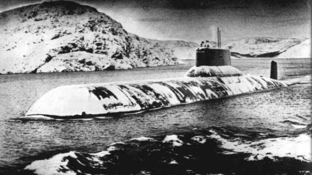Click here to read The World's Biggest Nuclear Submarine Is Also One of the Sneakiest