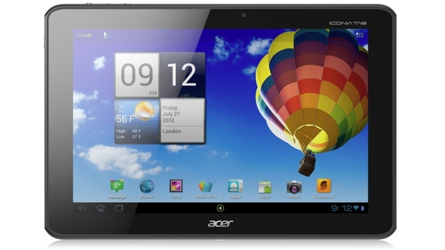 Click here to read Pre-Order Acer's Quad-Core Tegra 3 Tablet