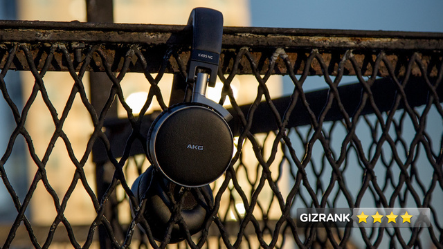 AKG K495 NC Lightning Review: Hot-Sounding, Road-Ready, Noise-Canceling Headphones