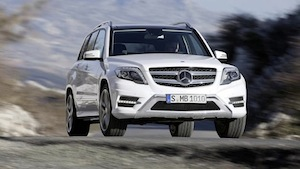 2013 Mercedes-Benz GLK, Gas Hits $6 In Alaska, And GM Talks About Government Money