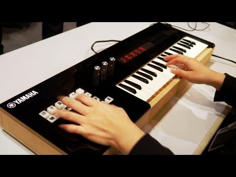 Click here to read Yamaha, Why Do We Need a Singing Keyboard?