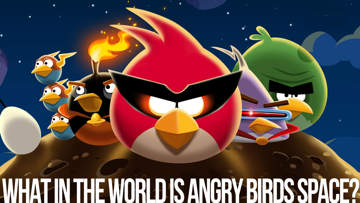 Why you should play angry birds space the game everyone s - Angry birds space gratuit ...