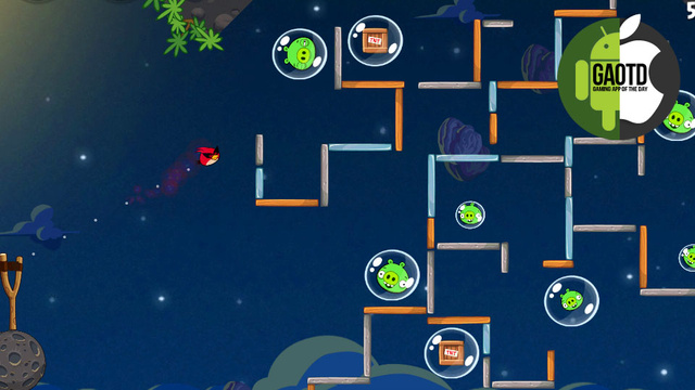 The Week in Angry Birds Space and Friends