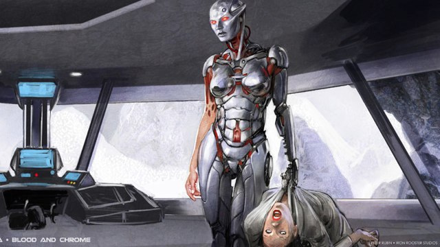 Syfy still has no plans to make Battlestar Galactica: Blood and Chrome into a TV show