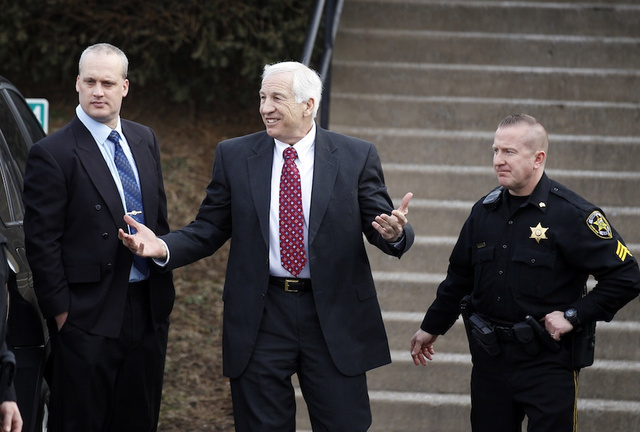 Investigator Says Penn State Police Didn't Share Important Information About Jerry Sandusky In 1998