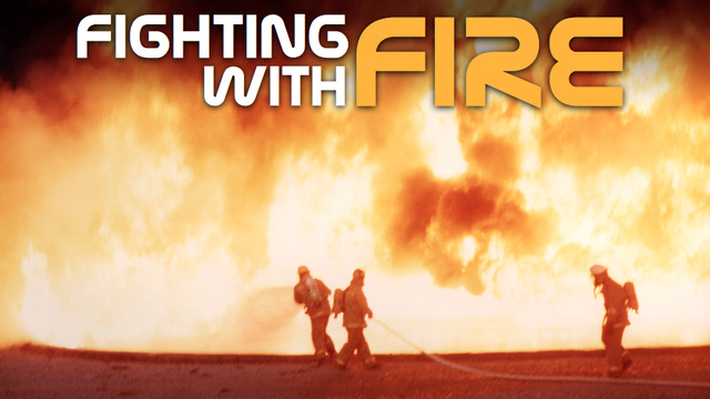 How NASA Rocket Technology Led To The Ultimate Fire-Fighting Weapon