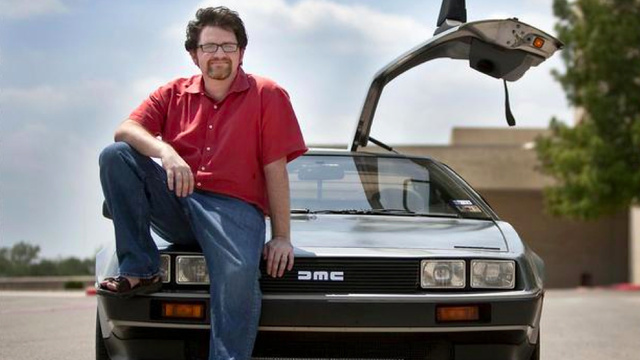 Ask Ernest Cline anything you want about Ready Player One