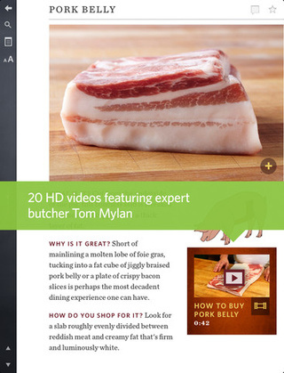 Better Bacon Bookbook App Gallery