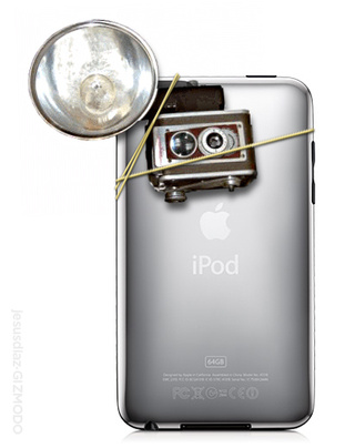 Why There Is No Camera In the iPod Touch and Why That Sucks