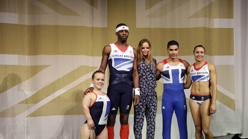 The British Are Royally Pissed About Their New Olympic Uniforms