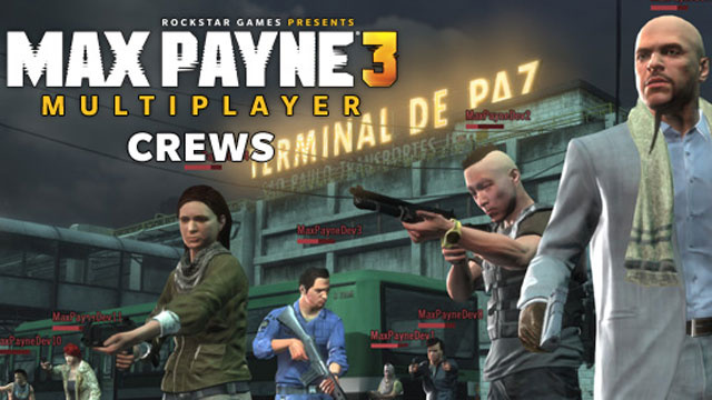 Your Grand Theft Auto V Multiplayer Experience Begins With Max Payne 3