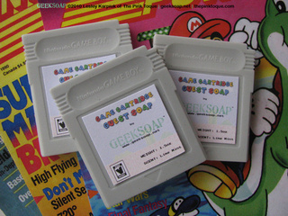 Get Clean With Old School Cartridges