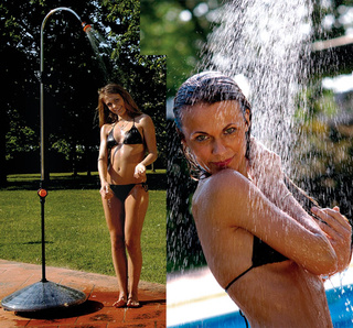 Solar Shower Heats Water In Two Hours, But You'll Need It Cold (Trust Me)
