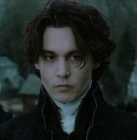 Tim Burton Confirms Dark Shadows. Vampire Johnny Depp?