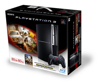 PS3's $100 Price Drop and 80GB Version Officially Official