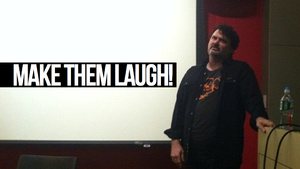 Video Games Should Be Funnier, Says Tim Schafer
