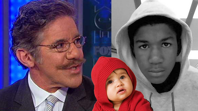 Minorities Who Wear Hoodies Just Asking to be Shot, Says Geraldo Rivera