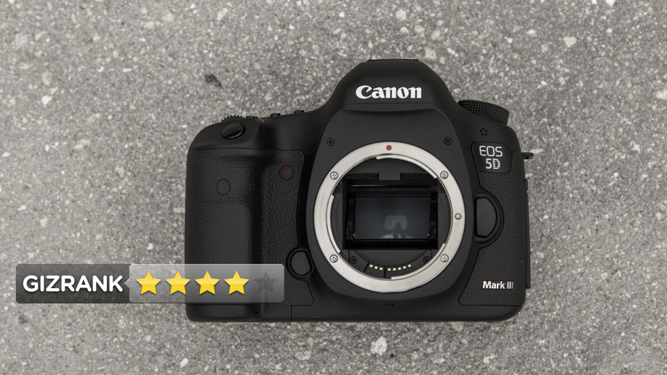 Click here to read Canon EOS 5D Mark III Review: The Best DSLR for Shooting Video