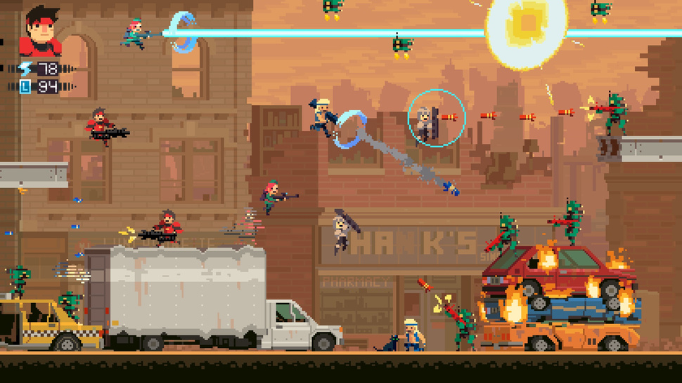 Holy Crap, <em>Super Time Force</em> Looks Cool