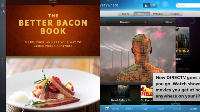 Click here to read Makin' Bacon, Streamin' Madness and Listenin' to Opera