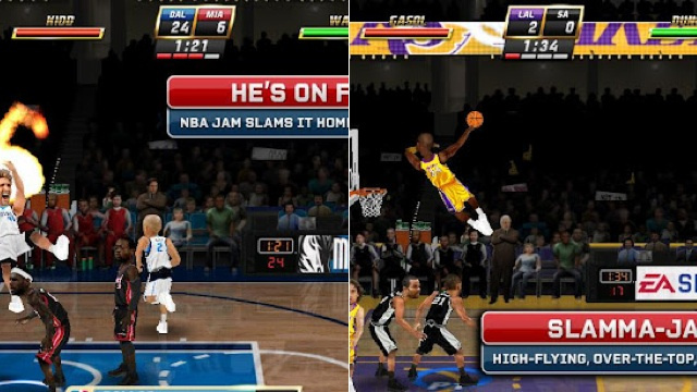 NBA Jam, Angry Birds Space, Boid and More