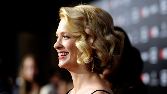 When She's Sluggish, January Jones Pops Her Placenta Pills