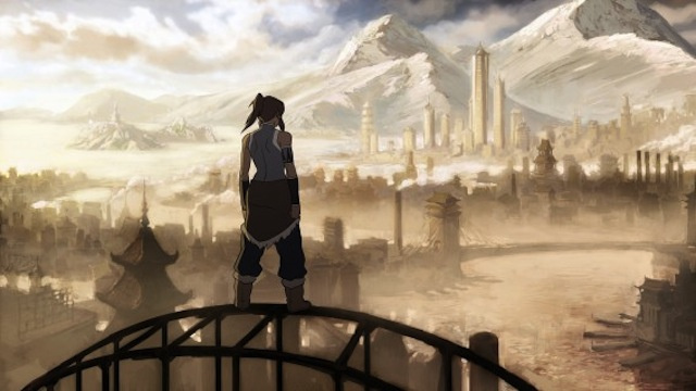 Is The Legend of Korra anti-science?