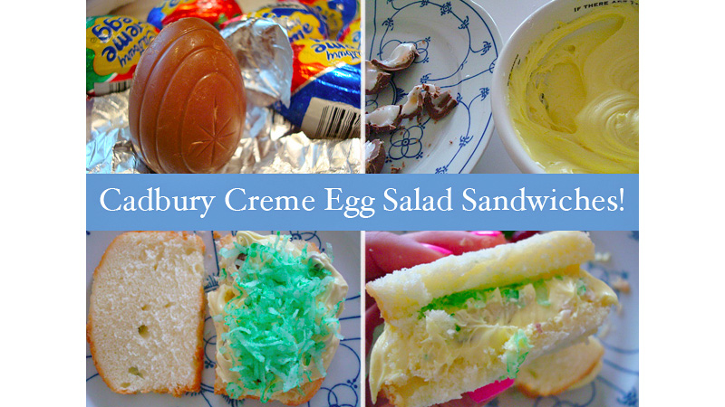 Click here to read Creations Like This Are Why Cadbury Creme Eggs Should Be Available All Year Round