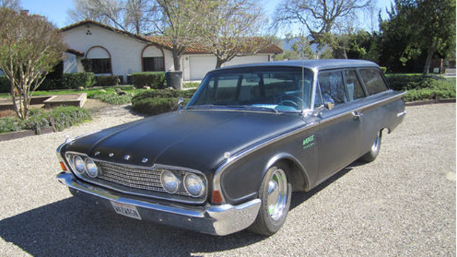 Click here to read Modified 1960 Ranch Wagon Is Built To Cruise
