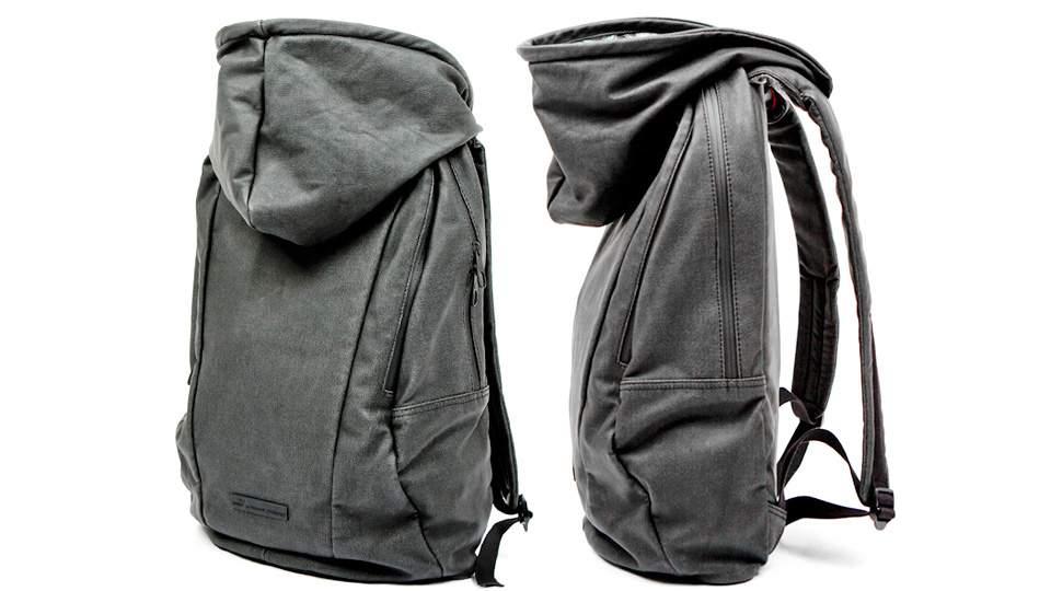Click here to read You'll Always Have an Emergency Hood While Wearing This Backpack