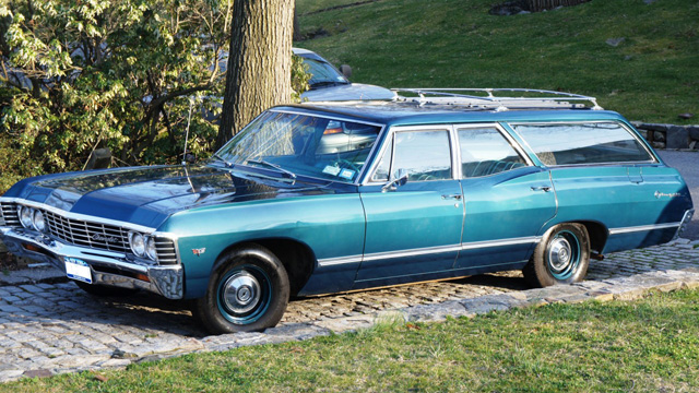 Click here to read 1967 Chevy Impala Is A Barn Find Time Capsule