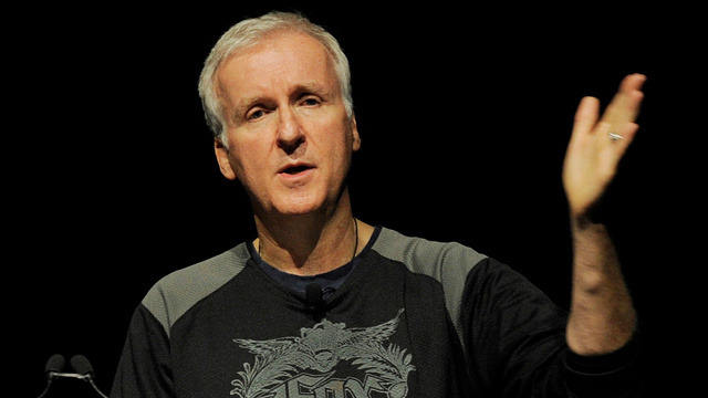 James Cameron Ventures Way Under the Sea (UPDATED)